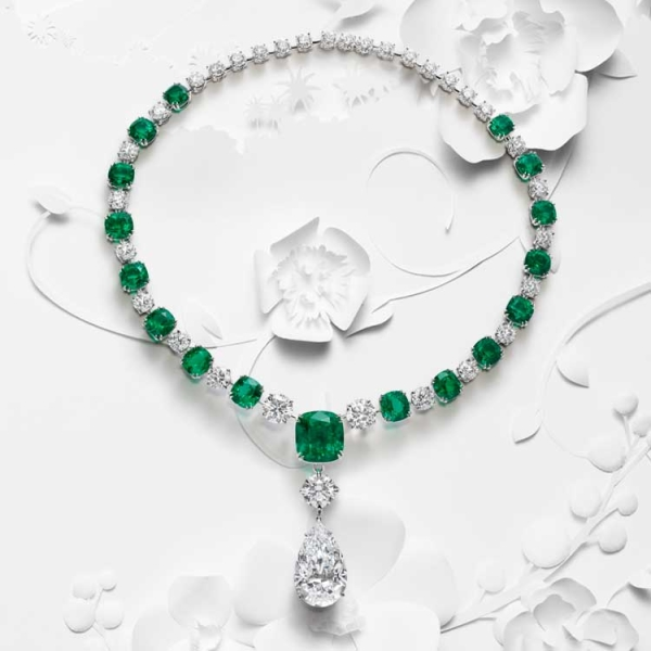 a model of perfection Chopard 2018 high Jewelry