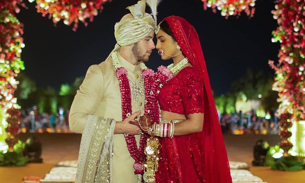 Priyanka Chopra S Wedding Jewelry Was Spectacularly Over The Top