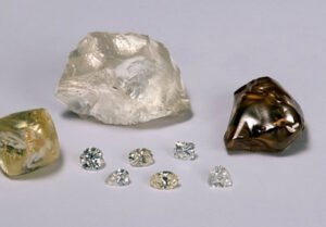 L'origine des diamants peut maintenant être tracée grâce à leur empreinte