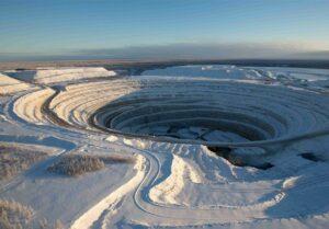 Op-Ed : insanité de l'industrie diamantaire