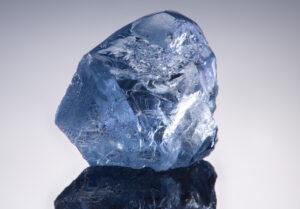 Record lors d'enchères en ligne pour un diamant D de 29 carats