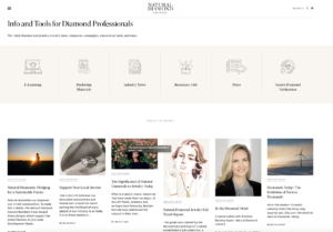 Forevermark expands e-commerce, launches capsule collection