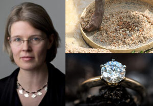 Alrosa's Luminous Diamonds brand promotes fluorescent diamonds